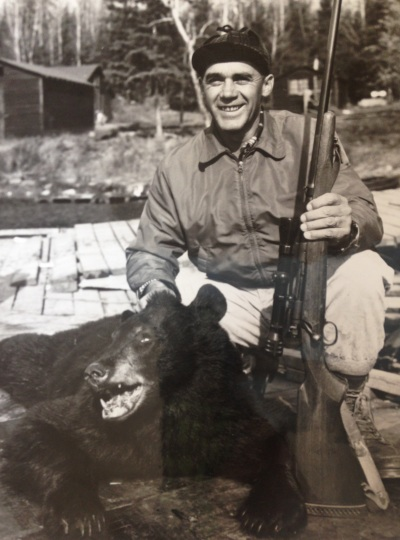 John Maeckle's Black Bear