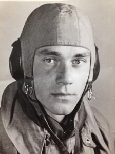 John Maeckle, Luftwaffe pilot